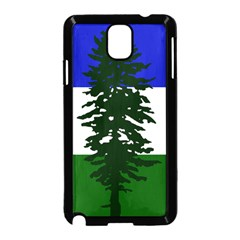 Flag 0f Cascadia Samsung Galaxy Note 3 Neo Hardshell Case (black)