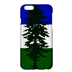 Flag 0f Cascadia Apple Iphone 6 Plus/6s Plus Hardshell Case
