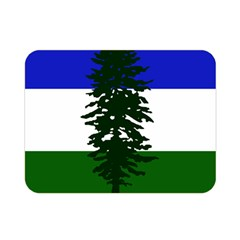 Flag 0f Cascadia Double Sided Flano Blanket (mini)