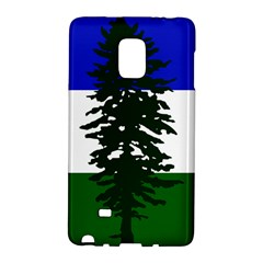 Flag 0f Cascadia Galaxy Note Edge
