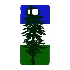 Flag 0f Cascadia Samsung Galaxy Alpha Hardshell Back Case