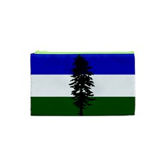 Flag 0f Cascadia Cosmetic Bag (xs)