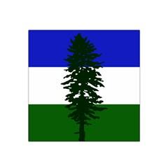 Flag 0f Cascadia Satin Bandana Scarf
