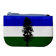 Flag 0f Cascadia Large Coin Purse