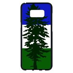 Flag 0f Cascadia Samsung Galaxy S8 Plus Black Seamless Case
