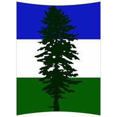 Flag 0f Cascadia Back Support Cushion