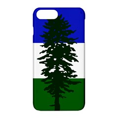 Flag 0f Cascadia Apple Iphone 8 Plus Hardshell Case