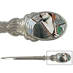 Lady Of Summer 1920 Art Deco Letter Openers