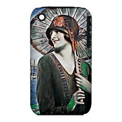 Lady Of Summer 1920 Art Deco Iphone 3s/3gs