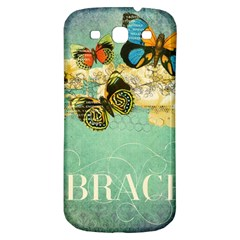 Embrace Shabby Chic Collage Samsung Galaxy S3 S Iii Classic Hardshell Back Case
