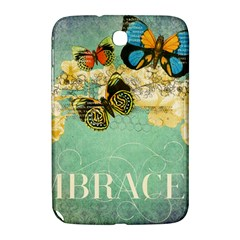 Embrace Shabby Chic Collage Samsung Galaxy Note 8 0 N5100 Hardshell Case