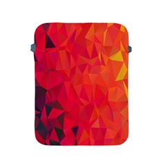 Triangle Geometric Mosaic Pattern Apple Ipad 2/3/4 Protective Soft Cases