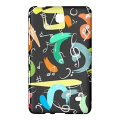 Repetition Seamless Child Sketch Samsung Galaxy Tab 4 (7 ) Hardshell Case