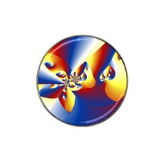 Mandelbrot Math Fractal Pattern Hat Clip Ball Marker (10 Pack)