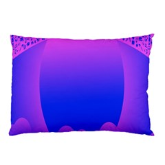 Abstract Bright Color Pillow Case