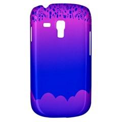 Abstract Bright Color Galaxy S3 Mini