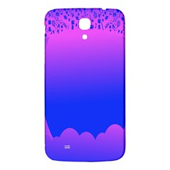 Abstract Bright Color Samsung Galaxy Mega I9200 Hardshell Back Case