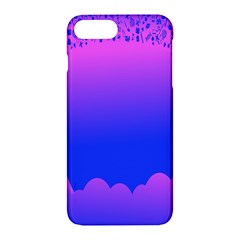 Abstract Bright Color Apple Iphone 7 Plus Hardshell Case