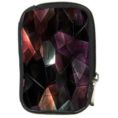 Crystals Background Design Luxury Compact Camera Cases