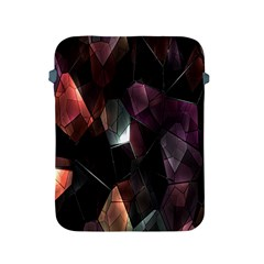 Crystals Background Design Luxury Apple Ipad 2/3/4 Protective Soft Cases
