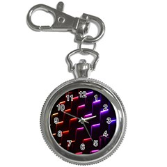 Mode Background Abstract Texture Key Chain Watches