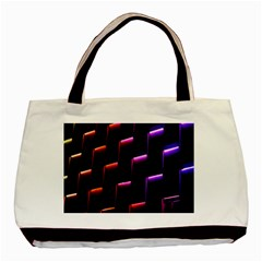 Mode Background Abstract Texture Basic Tote Bag