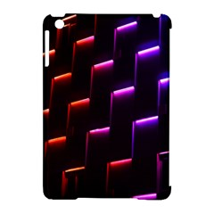 Mode Background Abstract Texture Apple Ipad Mini Hardshell Case (compatible With Smart Cover)