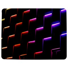 Mode Background Abstract Texture Jigsaw Puzzle Photo Stand (rectangular)