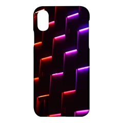 Mode Background Abstract Texture Apple Iphone X Hardshell Case