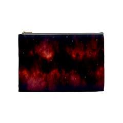 Astronomy Space Galaxy Fog Cosmetic Bag (medium)