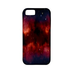 Astronomy Space Galaxy Fog Apple Iphone 5 Classic Hardshell Case (pc+silicone)