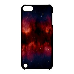 Astronomy Space Galaxy Fog Apple Ipod Touch 5 Hardshell Case With Stand