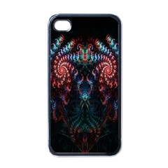 Abstract Background Texture Pattern Apple Iphone 4 Case (black)
