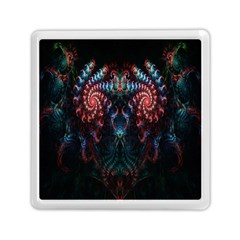 Abstract Background Texture Pattern Memory Card Reader (square)