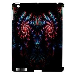 Abstract Background Texture Pattern Apple Ipad 3/4 Hardshell Case (compatible With Smart Cover)