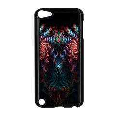 Abstract Background Texture Pattern Apple Ipod Touch 5 Case (black)