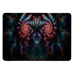 Abstract Background Texture Pattern Samsung Galaxy Tab 8 9  P7300 Flip Case