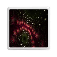 Background Texture Pattern Memory Card Reader (square)