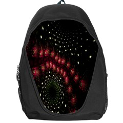 Background Texture Pattern Backpack Bag