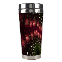 Background Texture Pattern Stainless Steel Travel Tumblers