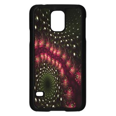 Background Texture Pattern Samsung Galaxy S5 Case (black)