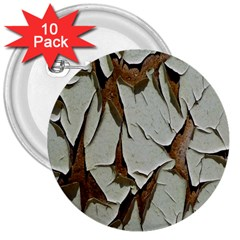 Dry Nature Pattern Background 3  Buttons (10 Pack)