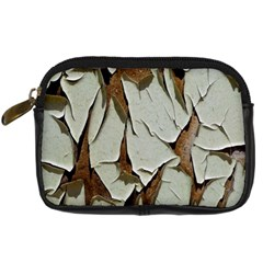 Dry Nature Pattern Background Digital Camera Cases