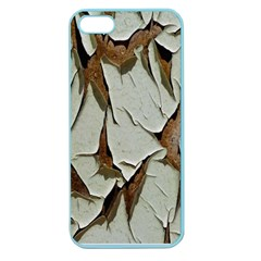 Dry Nature Pattern Background Apple Seamless Iphone 5 Case (color)