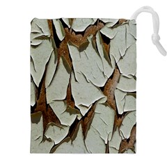Dry Nature Pattern Background Drawstring Pouches (xxl)