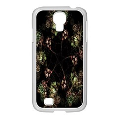 Fractal Art Digital Art Samsung Galaxy S4 I9500/ I9505 Case (white)