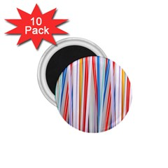 Background Decorate Colors 1 75  Magnets (10 Pack)