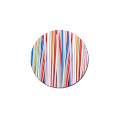 Background Decorate Colors Golf Ball Marker