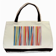 Background Decorate Colors Basic Tote Bag
