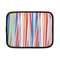 Background Decorate Colors Netbook Case (small)